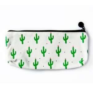 """Пенал """"Cactus"""" (много кактусов)"""