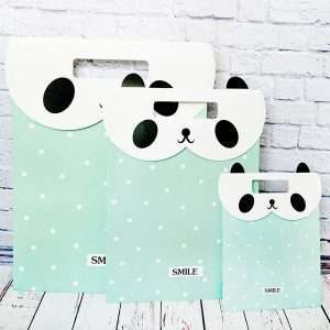 """Пакет подарочный """"Panda"""" (маленький)"""