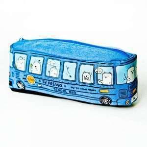 "Пенал ""School bus"" (синий)"