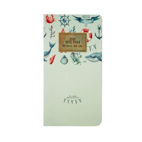 """Блокнот-крафт """"Mini note book"""" (океан)"""