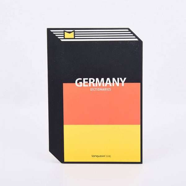 "Блокнот ""Dictionaries"" (Germany)"