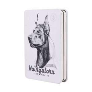 """Блокнот """"Navigators"""" (доберман)"""