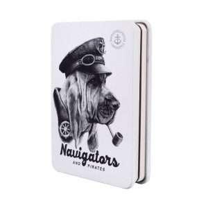 """Блокнот """"Navigators"""" (бладхаунд)"""