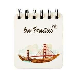 """Блокнот """"USA"""" (Сан-Франциско)"""