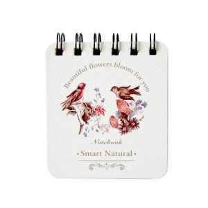 "Блокнот ""Smart natural"" (птицы-2)"
