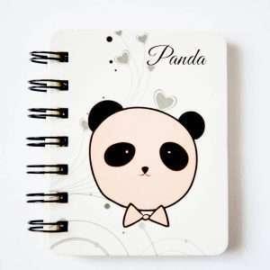 """Блокнот """"Funny friend"""" (панда)"""