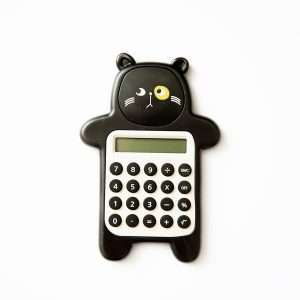 "Калькулятор ""Black bear"" (2)"