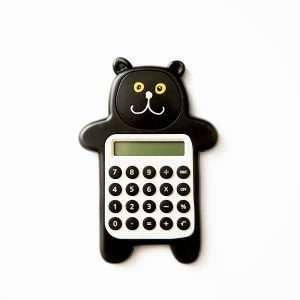 "Калькулятор ""Black bear"" (3)"