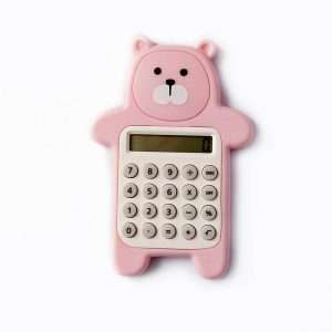 "Калькулятор ""Pink bear"" (1)"