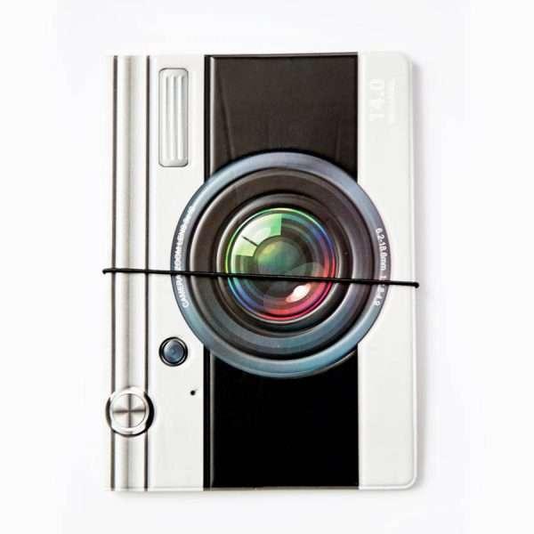 """Обложка для паспорта """"Camera"""""""