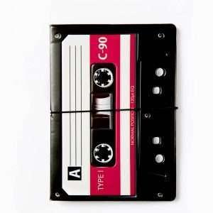 """Обложка для паспорта """"Cassette"""""""