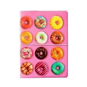 """Обложка для паспорта """"Donuts"""""""