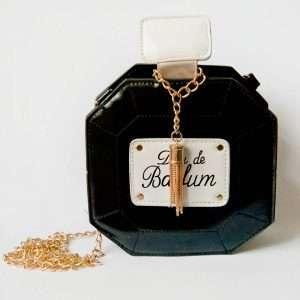 """Сумка """"Parfum"""" (черная)"""