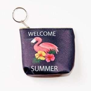 """Кошелек """"Flamingo-2"""" (Welcome Summer)"""