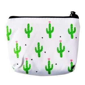 """Кошелек """"Cactus"""" (много кактусов)"""