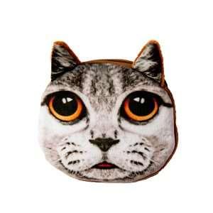 "Кошелек ""Cat face"" (9)"