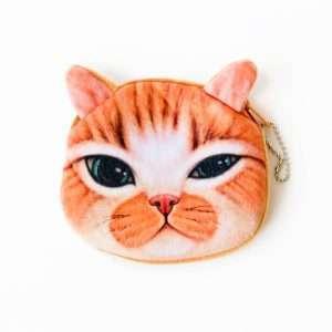 "Кошелек ""Cat face"" (1)"