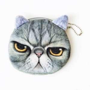 "Кошелек ""Cat face"" (4)"