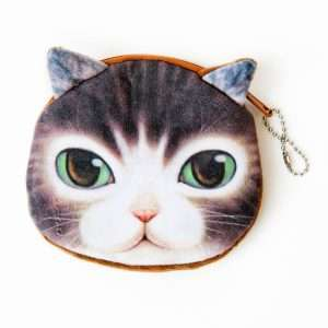 "Кошелек ""Cat face"" (20)"