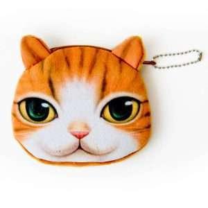 "Кошелек ""Cat face"" (6)"