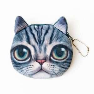 "Кошелек ""Cat face"" (7)"
