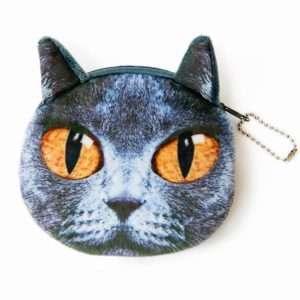 "Кошелек ""Cat face"" (2)"