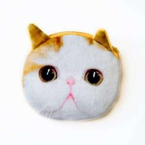 "Кошелек ""Cat face"" (23)"