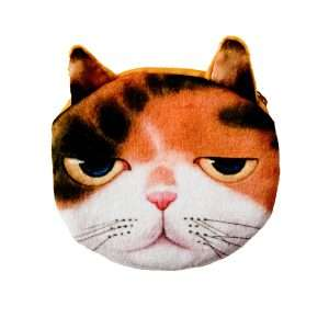 "Кошелек ""Cat face"" (8)"
