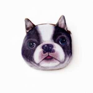 """Кошелек """"Dog face"""" (4)"""