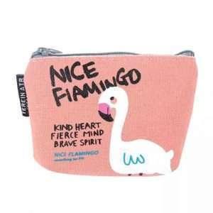 """Кошелек """"Flamingo"""" (розовый)"""