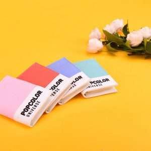 """Обложка для карт """"Popcolor"""" (красная)"""