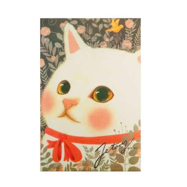 """Открытка """"Cat"""" (5)"""