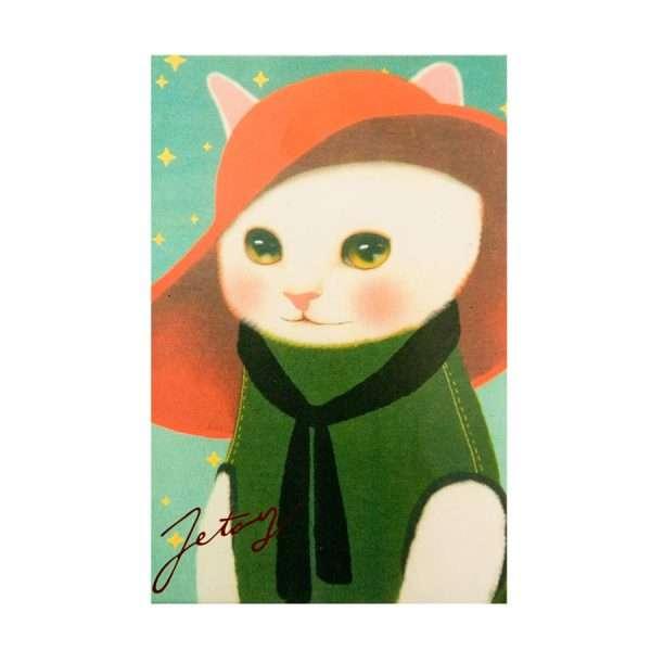 """Открытка """"Cat"""" (3)"""