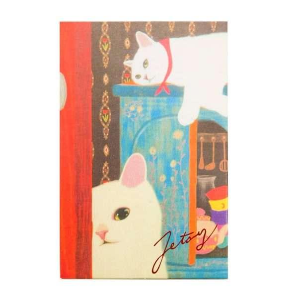 """Открытка """"Cat"""" (1)"""