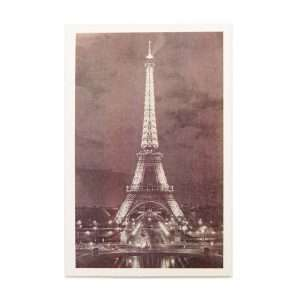 "Открытка ""Paris"" (1)"