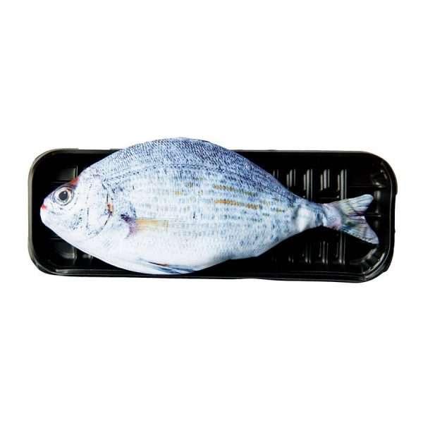 "Пенал ""Fish"" (серый)"