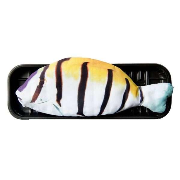"""Пенал """"Fish"""" (желтый)"""