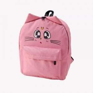 """Рюкзак """"Cute cat"""" (розовый)"""