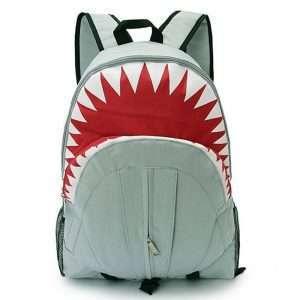 """Рюкзак """"Акула"""" (серый)"""