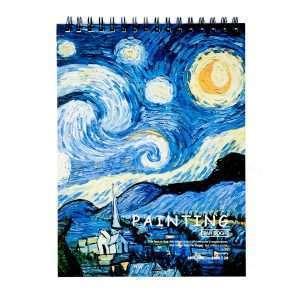 """Скетчбук """"Van Gogh"""", А4 (Van Gogh-3)"""