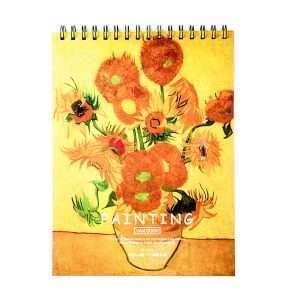 """Скетчбук """"Van Gogh"""", А4 (Van Gogh-1)"""