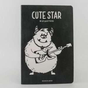 """Тетрадь """"Cute star-2"""", А5 (№1)"""