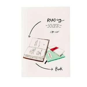 """Тетрадь """"I love books"""", В5 (№1)"""