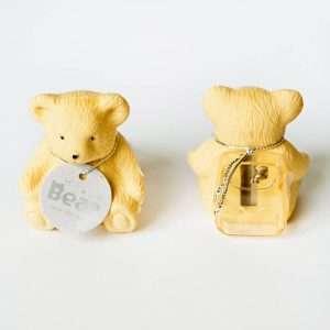 """Ластик c точилкой """"Bear"""" (желтый)"""