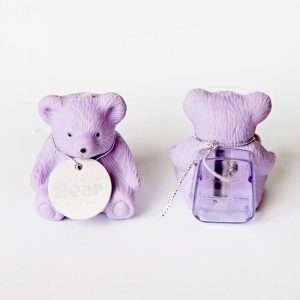 "Ластик c точилкой ""Bear"" (фиолетовый)"