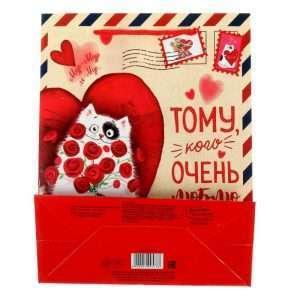 """Пакет ламинат вертикальный """"Почта любви"""""""