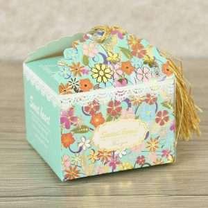 Подарочная коробка сборная (7 х 5 х 7 см)