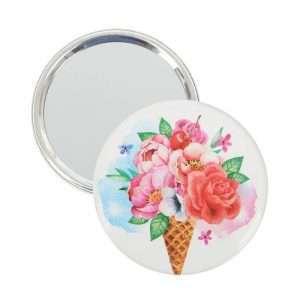 """Зеркало """"Цветы"""""""
