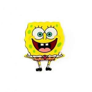 Значок из акрила Spongebob