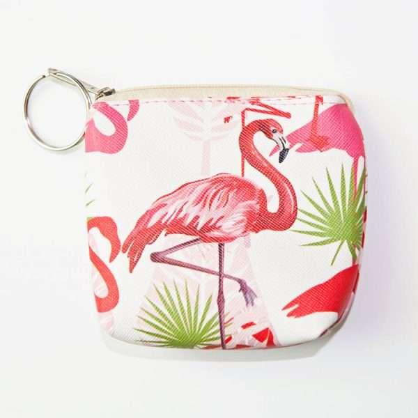 """Кошелек """"Flamingo-2"""" (красный)"""
